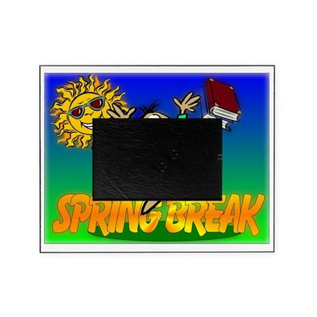 springbreak.png Picture Frame
