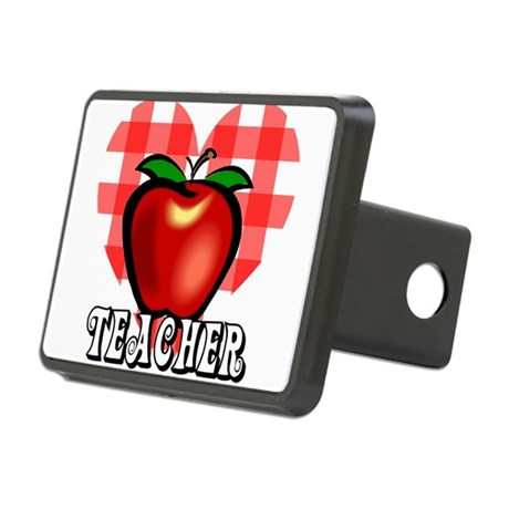 teacherapple2a.png Rectangular Hitch Cover