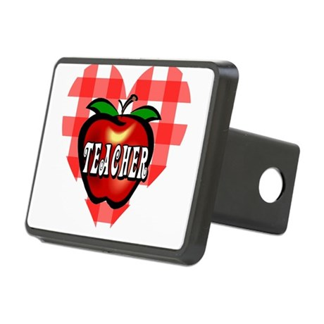teacherapple2b.png Rectangular Hitch Cover