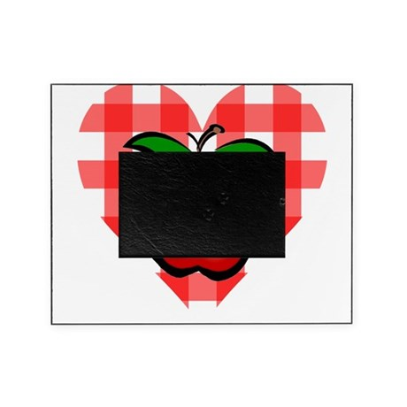 teacherapple.png Picture Frame