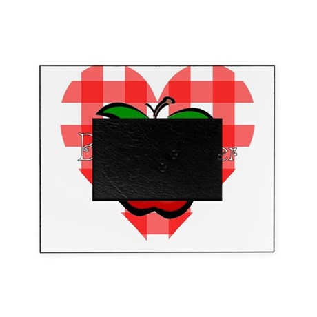 teacherapple2.png Picture Frame