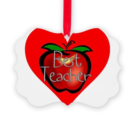 teacherapple2c.png Picture Ornament