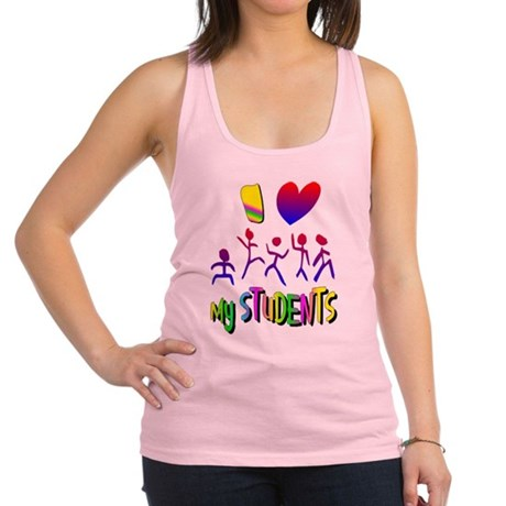 students2a.png Racerback Tank Top