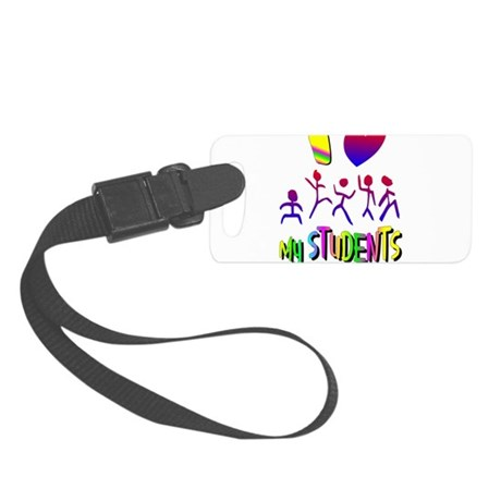 students2a.png Small Luggage Tag