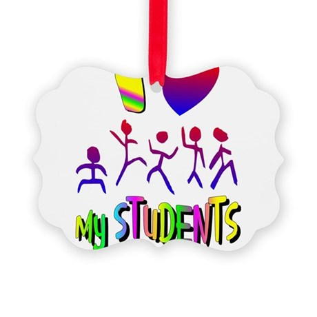 students2a.png Picture Ornament