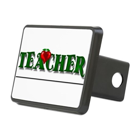 teacher1.png Rectangular Hitch Cover