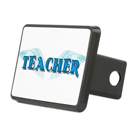 teacher2b.png Rectangular Hitch Cover