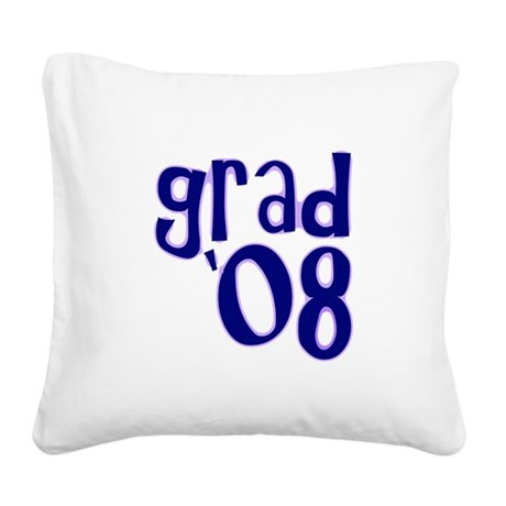08h.png Square Canvas Pillow