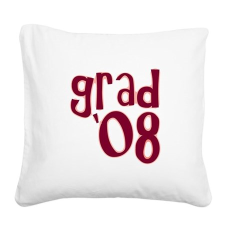 08f.png Square Canvas Pillow