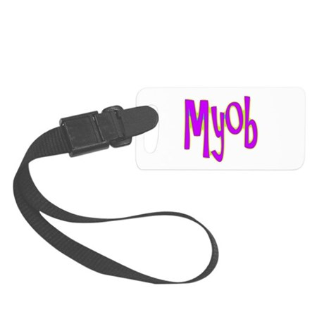 myob1e.png Small Luggage Tag