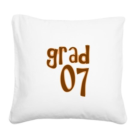 07a.png Square Canvas Pillow