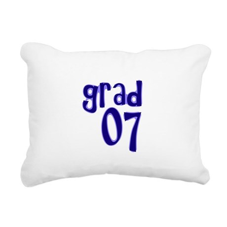 07b.png Rectangular Canvas Pillow