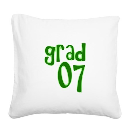 07c.png Square Canvas Pillow