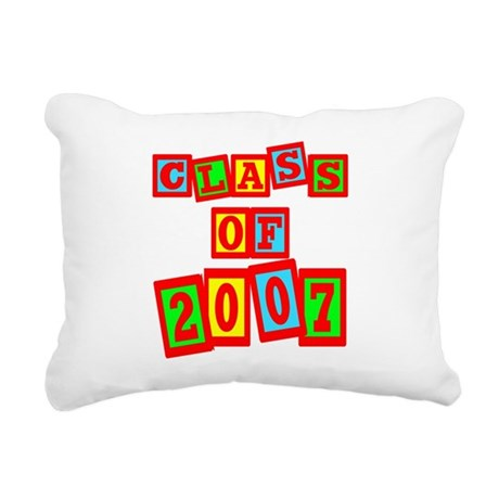2007b.png Rectangular Canvas Pillow