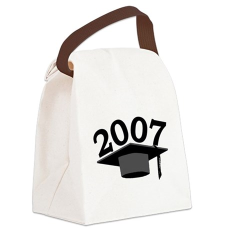 2007 Canvas Lunch Bag