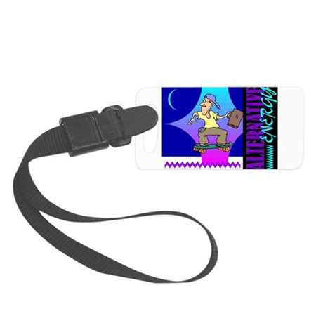 energy.png Small Luggage Tag