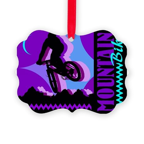 bike2.jpg Picture Ornament