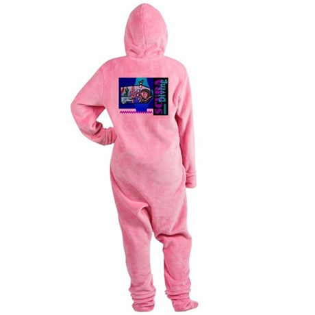 scub2.png Footed Pajamas