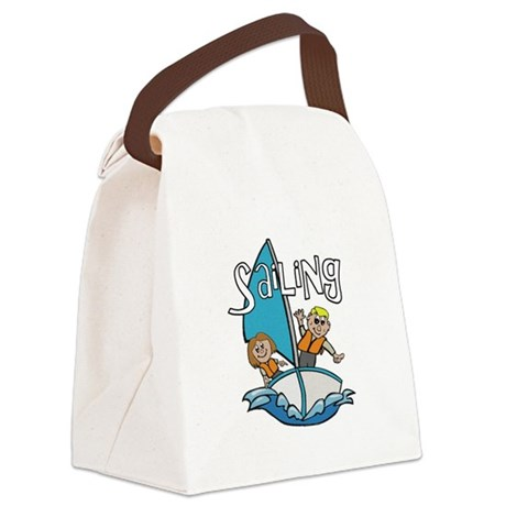 2-sailing.png Canvas Lunch Bag