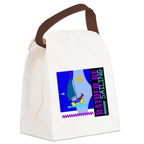 sailing2.png Canvas Lunch Bag