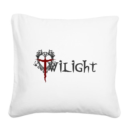 1d.png Square Canvas Pillow