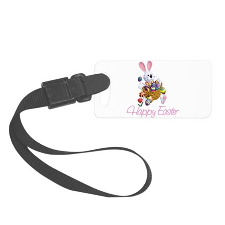 rabbit3.png Small Luggage Tag