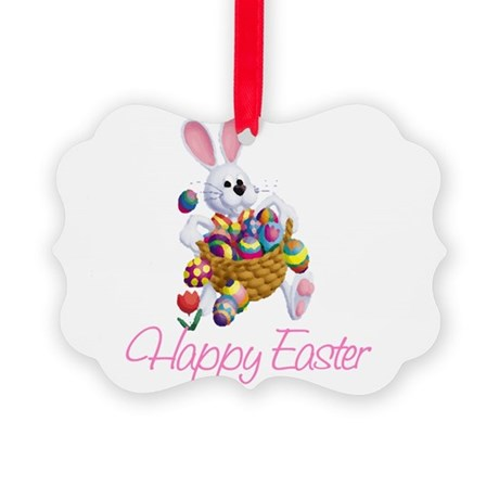 rabbit3.png Picture Ornament