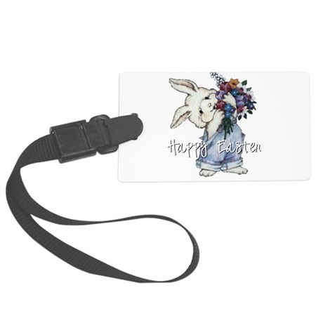 rabbit2.png Large Luggage Tag