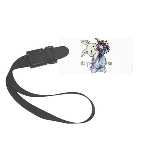 rabbit2.png Small Luggage Tag