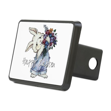 rabbit2.png Rectangular Hitch Cover