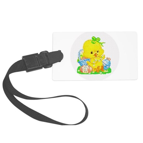 Duckling Large Luggage Tag