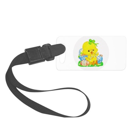 Duckling Small Luggage Tag