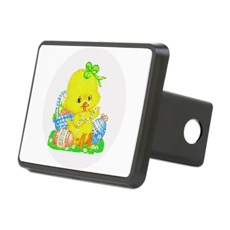 Duckling Rectangular Hitch Cover