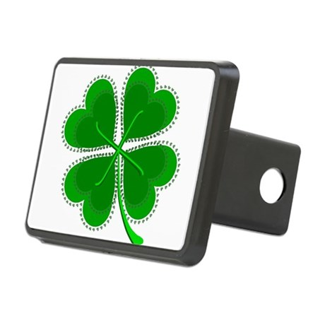 shamrock4a6.png Rectangular Hitch Cover
