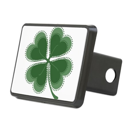 shamrock4a5.png Rectangular Hitch Cover