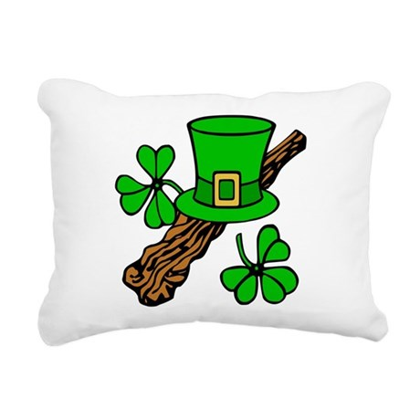 shillelagh2.png Rectangular Canvas Pillow
