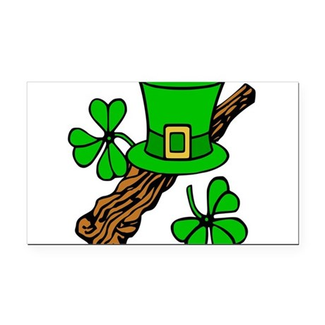 shillelagh2.png Rectangle Car Magnet