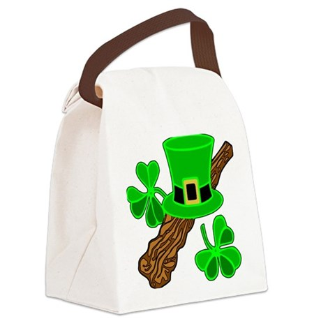 shillelagh2b.png Canvas Lunch Bag