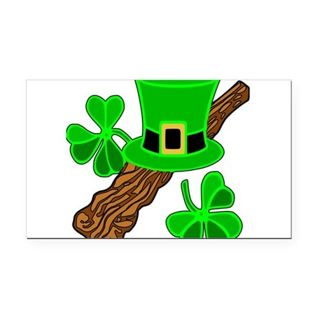 shillelagh2b.png Rectangle Car Magnet