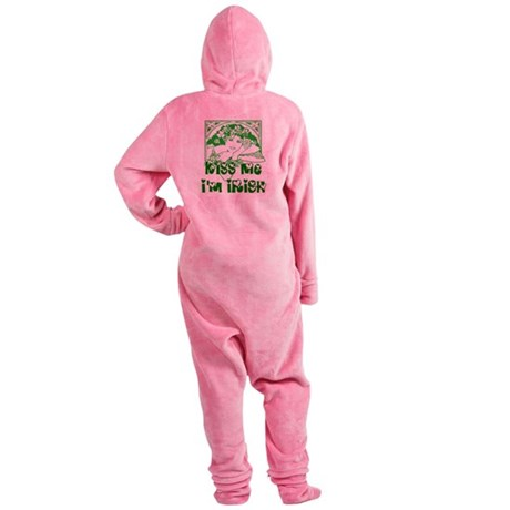irishgirl2.png Footed Pajamas