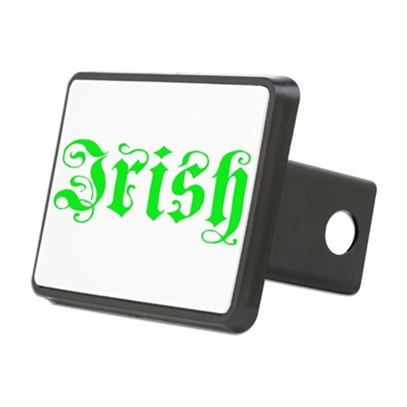 irish Rectangular Hitch Cover
