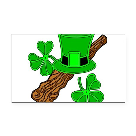 shillelagh2a.png Rectangle Car Magnet