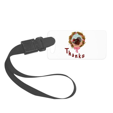 turkey1a.png Small Luggage Tag