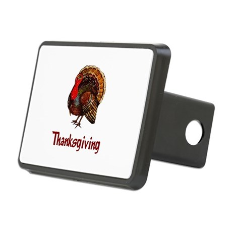 turkey2b.png Rectangular Hitch Cover