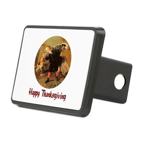turkey3b.png Rectangular Hitch Cover