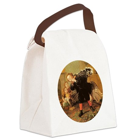 3-turkey3.png Canvas Lunch Bag