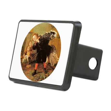 3-turkey3.png Rectangular Hitch Cover