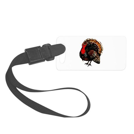 turkey2a.png Small Luggage Tag