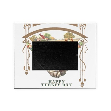turkey3blk.png Picture Frame