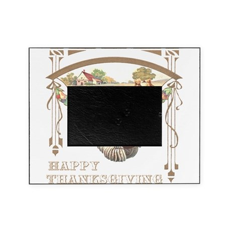 turkey2blk.png Picture Frame